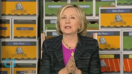 Hillary Clinton's Personal Email Account Contained Now-Classified Information