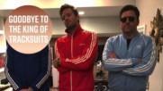 Armie Hammer announces his retirement from tracksuits