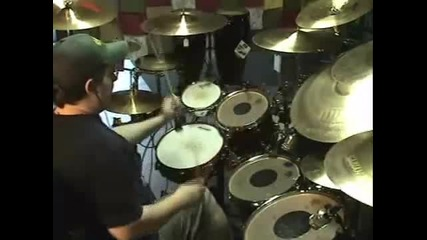Schism (tool drum cover)