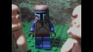 lego star wars stormtroopers drink coffie
