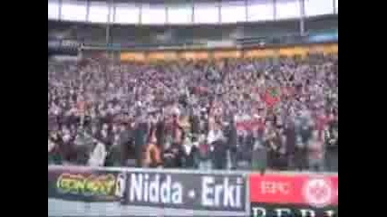 Eintracht Frankfurt Ultras
