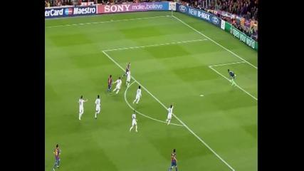 Фк Барселона 2:2 Фк Челси * Uefa Champions League 2012 * / All goals /