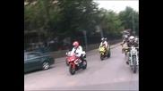 Рокер събор - Хасково 2010 - на път към стартовите отсечки - част 4