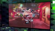 E3 2014: Sunset Overdrive - Night Defense Gameplay