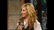 Ashley Tisdale - He Said She Said [live]