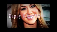 Happy B - Day Miley