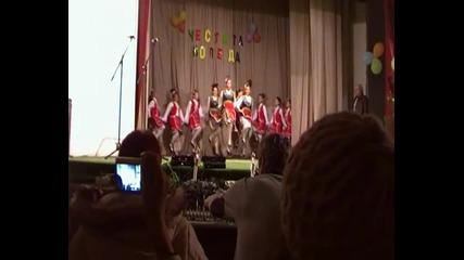 Коледен концерт в гр.средец :p:p:p