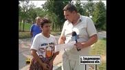 Господари на ефира при млада меринджейка -09.09.2013