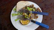 Крокодилско месо за обяд (