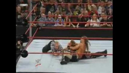Wwe Judgment Day 2008 - Shawn Michaels vs Chris Jericho