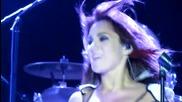 Дулсе Мария пее Aun Hay Algo на свой концерт...мн е сладка