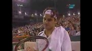 Federer Vs Nadal - Битката На Настилките!
