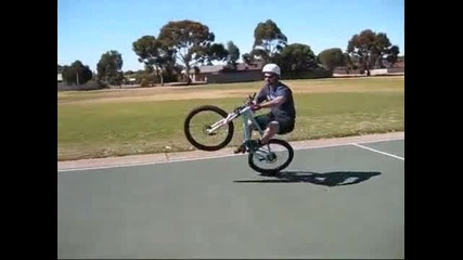 Mtb Stunts !!!