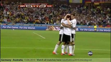 Germany - Australia (part 7) / Германия - Австралия (част 7)
