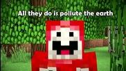 How to Troll Minecraft Youtubers - Itsjerryandharry
