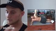 Лазар Ангелов - Тренировка за коремни плочки