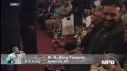 B.B. King's Memorial Service