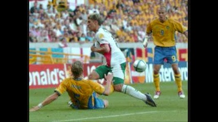 България - Швеция коментар на Томислав Русев (fun)