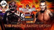 نزالات عرض ريسلمانيا ٣٧ – WWE الآن