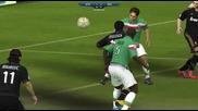 Gol prez gredata !! Bug Fifa Online 2