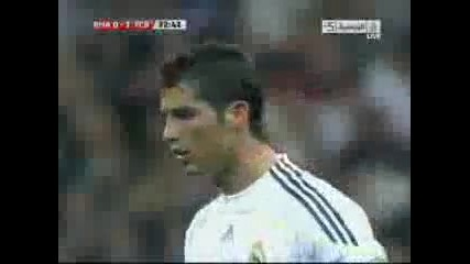 Реал Мадрид 0 - 2 Барселона Месси И Педро