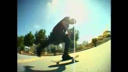 Dc skatebording