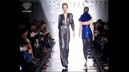 Fashion Tv - Fashion Video Now Playing - Balizza autunno inverno 2007 - 2008 Milano