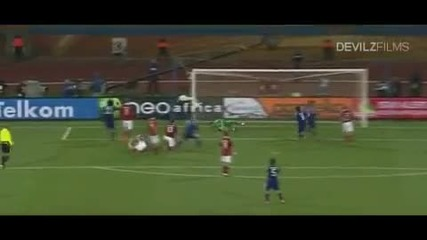 World Cup - South Africa - Top 10 Goals