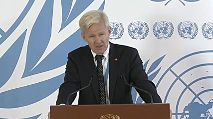 Switzerland: 'Do not take civilians with you into this violence' - Egeland warns Idlib militants