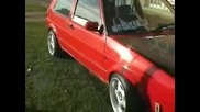 Vw Golf Mkii 16v Kr project 9 x 16