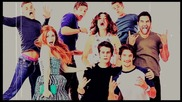 cause i'm on top of the world | teen wolf cast