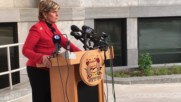 USA: Cosby's Defence and Prosecution attorneys speak to press after second pre-trial day