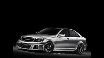 Youtube - Mercedes C - Class Brabus Bullit