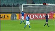 Азербайджан 1 - 3 Италия ( Квалификация за Европейско първенство 2016 ) ( 10/10/2015 )