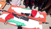 State of Palestine: Gazans mourn family killed in Israeli airstrike on refugee camp