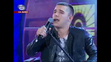 Music Idol 3 - Александър - Walkin - Концерт на отпадналите