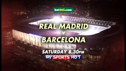 Real Madrid v Barcelona El Clasico - Sky Sports
