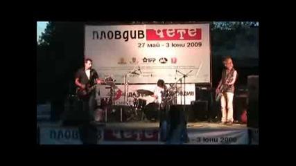 Gabana - A fuckend (на живо Пловдив чете)