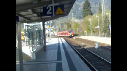 Sbahn - S1 - Db - Deutsche Bahn