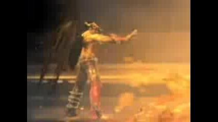 Tekken Hwoarang End