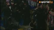 Oгън и бой на - сан Сиро - - Видео Всичко от Футбол