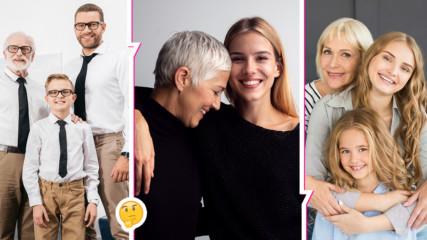 Изглеждаме по-млади от родителите си на същата възраст? Ето 5 причини за това