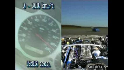 Nissan Skyline Gt R - 34 Kismo