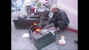 Пукане на пуканки със стил - Китай