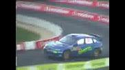 Subaru Impreza Wrc (m.ostberg) vs Citroen C4 Wrc (e.novikov) Португалия 2009