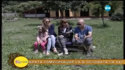 Продължение на разговора с актьора Ники Георгиев - На кафе (24.07.2015)