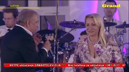 Vesna Zmijanac & Slavko Banjac - Ja imam nekog (Live) - (Grand Narodna TV 2014)