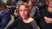 Dancing Stars - Койна Русева подкрепя Дарин и Ани (24.04.2014г.)