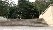 Danny Macaskill - Street trial Маниак ! [много добро качество]