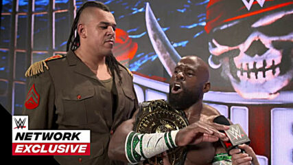Apollo Crews delivered on his promise: WWE Network Exclusive, April 11, 2021